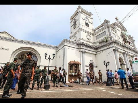 قوات الأمن الخاصة والفرق الطبية مستنفرة في سيرلانكا  - 01:02-2019 / 4 / 22
