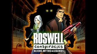 Roswell Conspiracies (PS1) (2001)