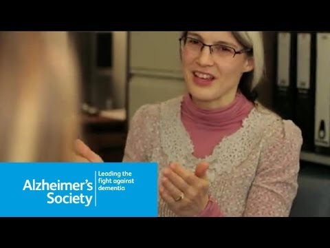 How Alzheimer's Society funding can help clinicians to develop a career in dementia research