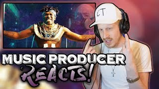 Music Producer Reacts to KSI & Randolph - Beerus