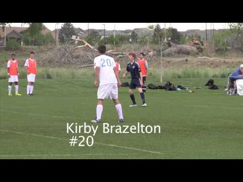 Kirby Brazelton Colorado Rush