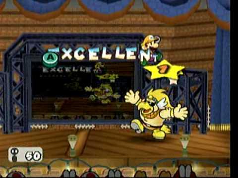 Paper Mario The Thousand Year Door Battle Rawk Hawk Youtube