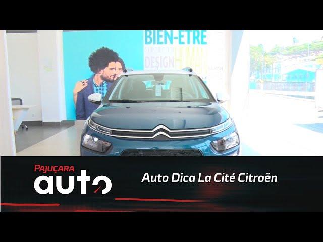 Auto Dica:La Cité Citroën oferece condições especiais para o C4 Cactus