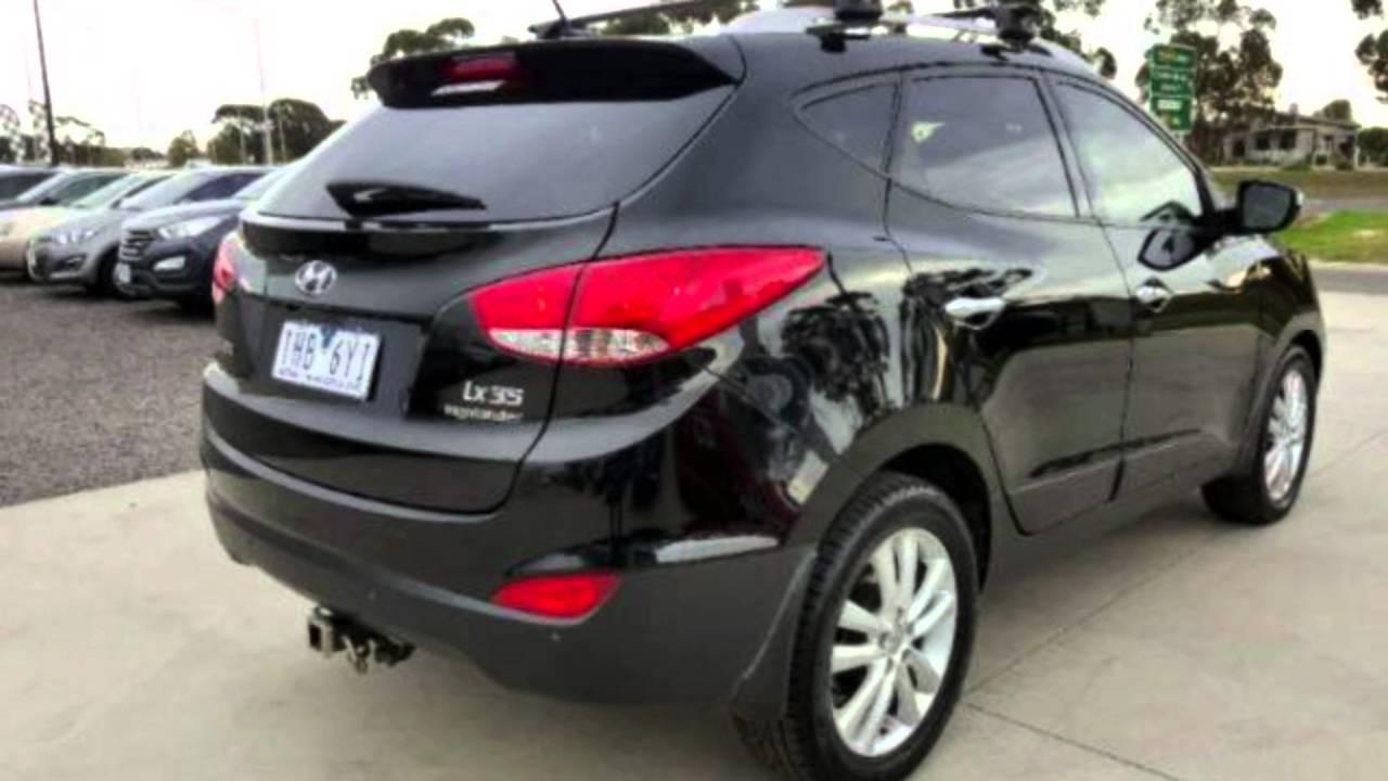 2013 Hyundai Ix35 My13 Highlander Awd Phantom Black 6