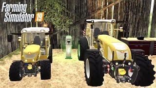 #99 - COMPRO DUE TRATTORI DEL DLC ALPINE - FARMING SIMULATOR 19 ITA RUSTIC ACRES