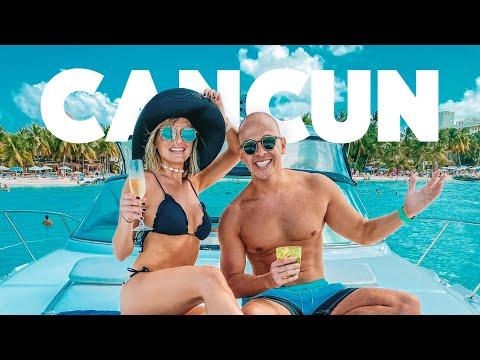 O que fazer em Cancun, Cozumel e Isla Mujeres - Vlog de viagem no México