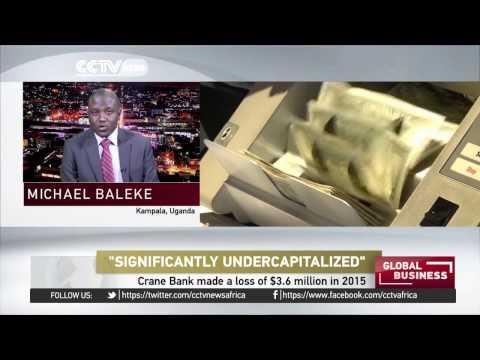 Bank of Uganda takes control of embattled Crane Bank