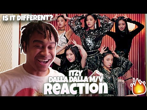 ITZY '달라달라(DALLA DALLA)' M/V - REACTION