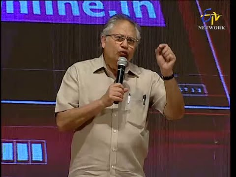 ETV Dialogues-Shiv Khera-Famous Motivational And Keynote Speaker-On 27th March 2016
