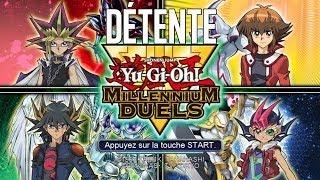 Yu-Gi-Oh! Millennium Duels   Vidéo Détente