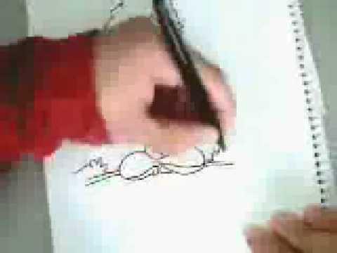 Ecco come si disegna ma non pensate subito a cose for Disegni facili da disegnare a mano libera
