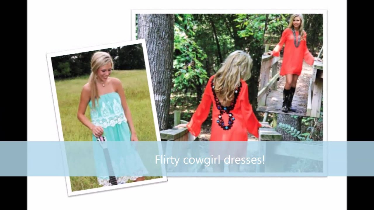 Cowgirl Dresses 2015