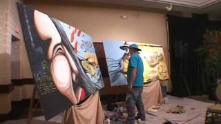 Live Art: Bunky Echo-Hawk and Toma Villa