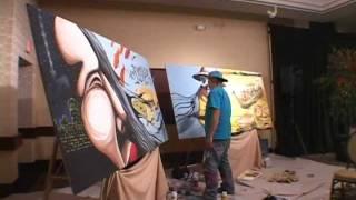 Live Art: Bunky Echo-Hawk and Toma Villa