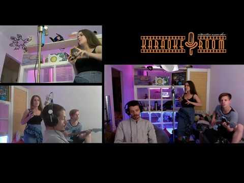 Просто Даша поёт | Karaoke Room | «Раздув»