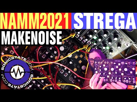 Exclusive: Make Noise Strega