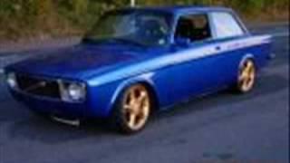 Mora nisse  - Volvo 142