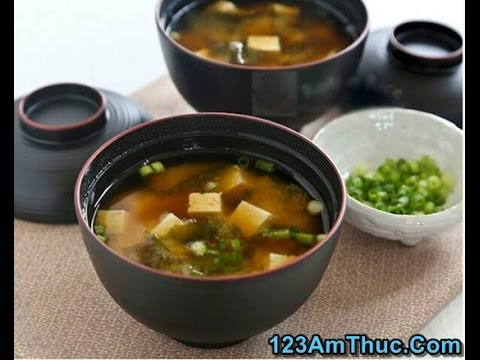 Miso Salmon Soup from YouTube · Duration:  4 minutes 54 seconds