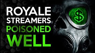 Twitch Communities - A Poisoned Well