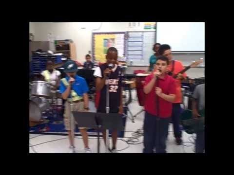 Rude   Magic! cover by The Benoist Farms Elementary School Rock Band