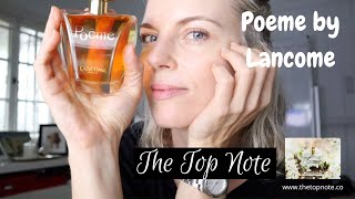 Poeme By Lancome: Fragrance Review