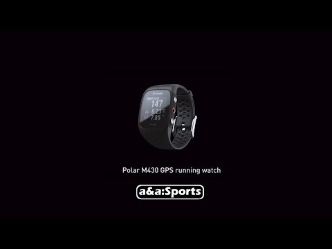 Polar M430 GPS Running Watch with Wrist based Hear Rate Features