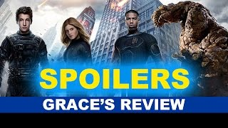 Fantastic Four 2015 Movie Review - SPOILERS - Beyond The Trailer
