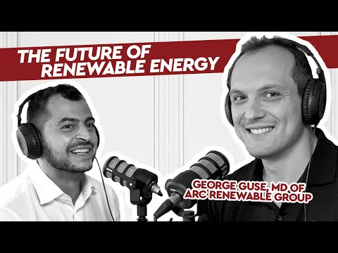 Catching up with CUB #52 George Guse - The Future of Renewable Energy