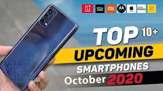 Top 10+ Best Upcoming Mobile Phone in October 2020 India l Low Budget 5G Phones in 2020 🔥🔥
