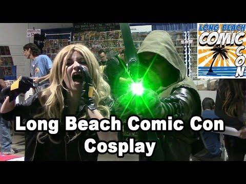 Long Beach Comic Con Cosplay- Geek World Radio Ep. 69