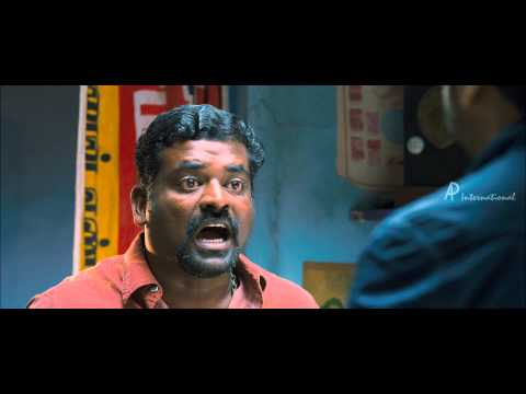 Soodhu Kavvum   Tamil Movie   Scenes   Clips   Comedy   Songs   Vijay Sethupathi meets Aruldass