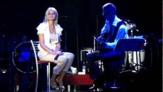 Ирина Круг - Встретились глаза (г.Владимир 27.09.2011г.).