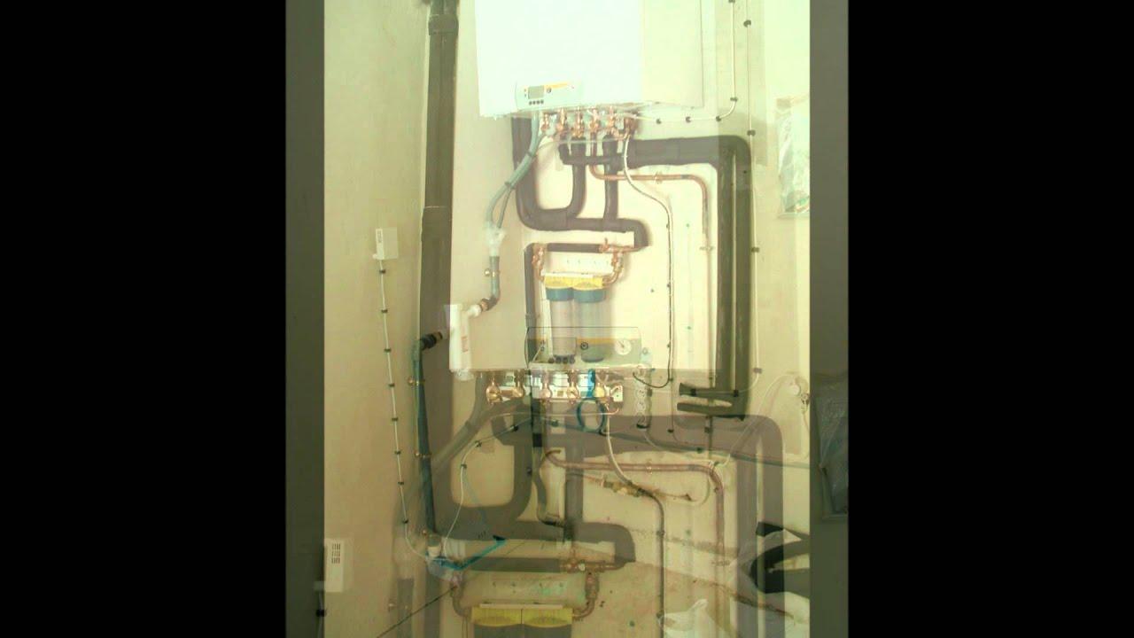 Ets aragonez installation chaudiere condensation gaz for Installation chaudiere gaz murale
