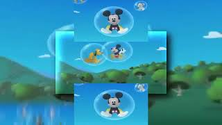 [YTPMV] Classic Mickey Mouse Floating Bubbles Song Scan