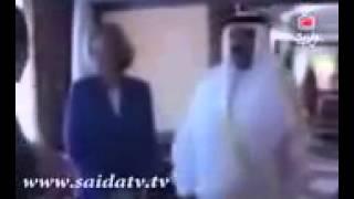 وزيرة خارجية اسرائيل تمارس الجنس