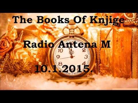 The Books Of Knjige | Radio Antena M | 10.1.2015.