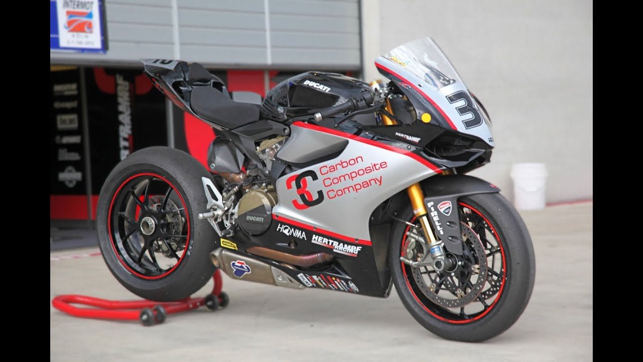 Ducati 1199 S Panigale Tuning IDM Superbike by Hertrampf YouTube