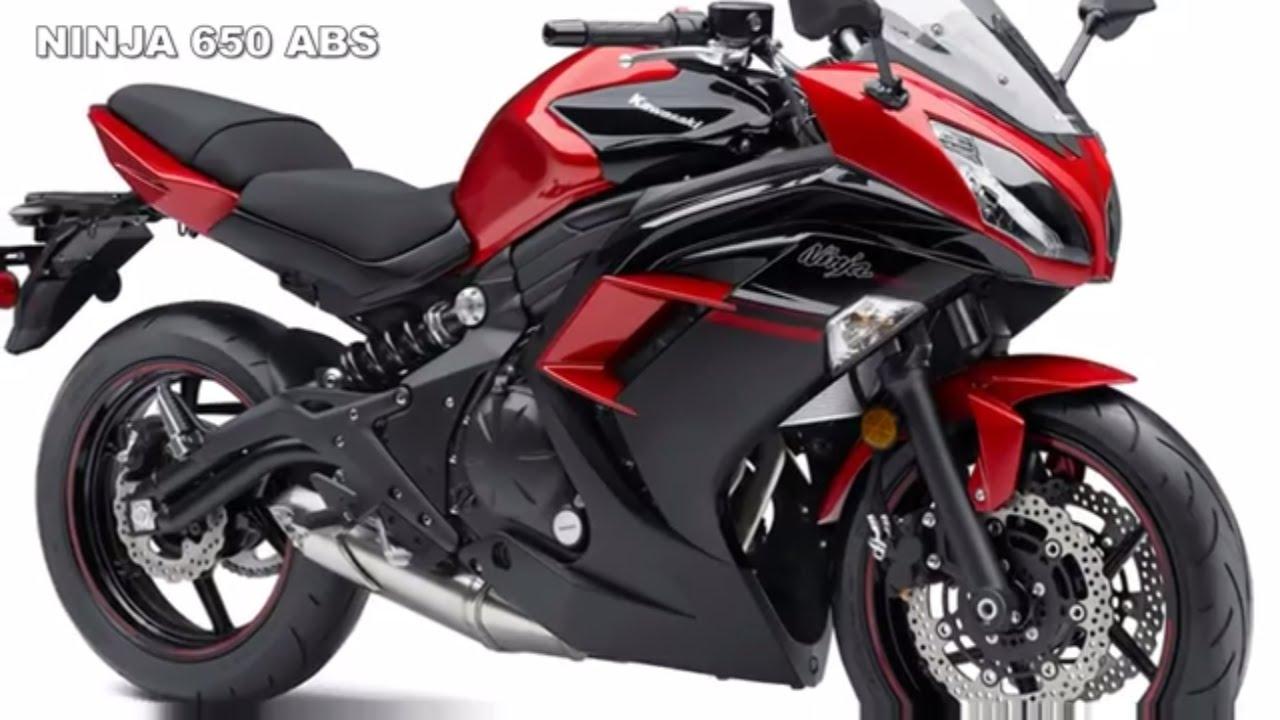 2016-2017 Kawasaki Ninja 650 ABS Review - YouTube