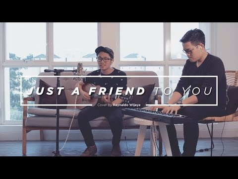 Just A Friend To You - Meghan Trainor cover by Raynaldo Wijaya