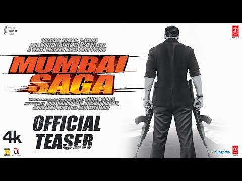 Mumbai Saga: Official Teaser | Watch Trailer | Sunil Shetty | John Abraham | Kajal Aggarwal