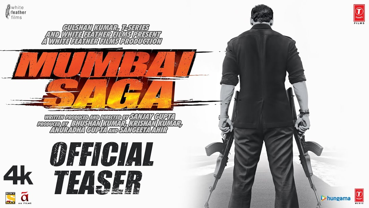 Download Mumbai Saga: Official Teaser | Emraan Hashmi | Sunil Shetty | John Abraham | Kajal Aggarwal