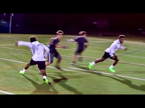 THE NASTIEST JUKES YOU'LL EVER SEE.. (DB VS WR 1ON1'S AGAINST SUBSCRIBERS)