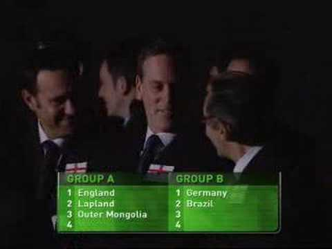 World Cup perfect draw