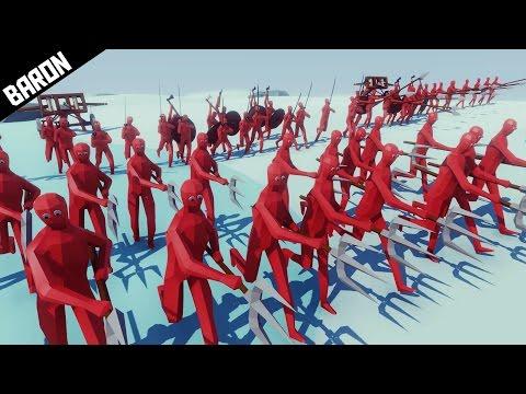 EPIC Battle of GOD vs SATAN - Totally Accurate Battle Simulator