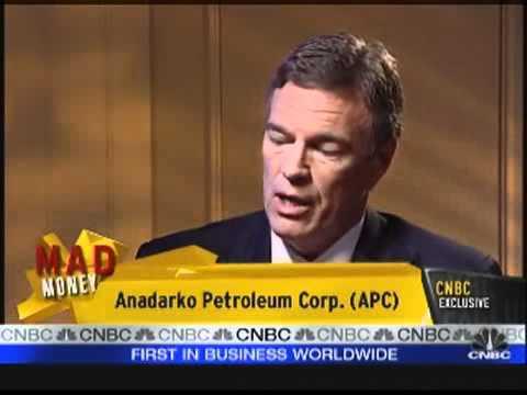 Cramer Interviews Anadarko Petroleum CEO