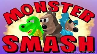MONSTER SMASH! (BETA): NEUE ROBLOX Spieltrailer