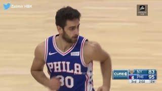 Furkan Korkmaz'ın New York Knicks maçı performansı: 9 sayı, 3 ribaund - 17 dk
