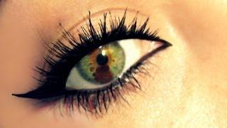 Liquid Eyeliner for Dummies!