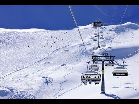 Skigebiet Malbun / Fürstentum Liechtenstein
