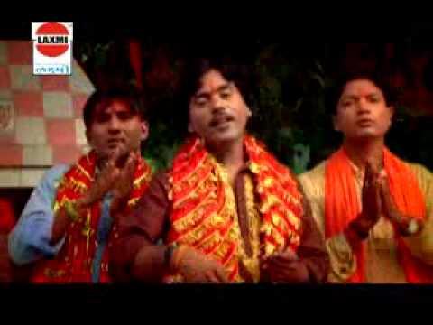 New 2015 Bhojpuri Devi Geet || Papiya Ke Naas Kare Li || Radhe Shyam Rasiya